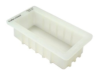 Regular Silicone Loaf Soap Mold (CCh-1501)