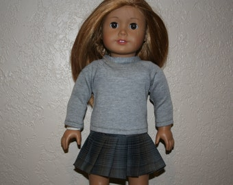 American Girl Doll School Outfit