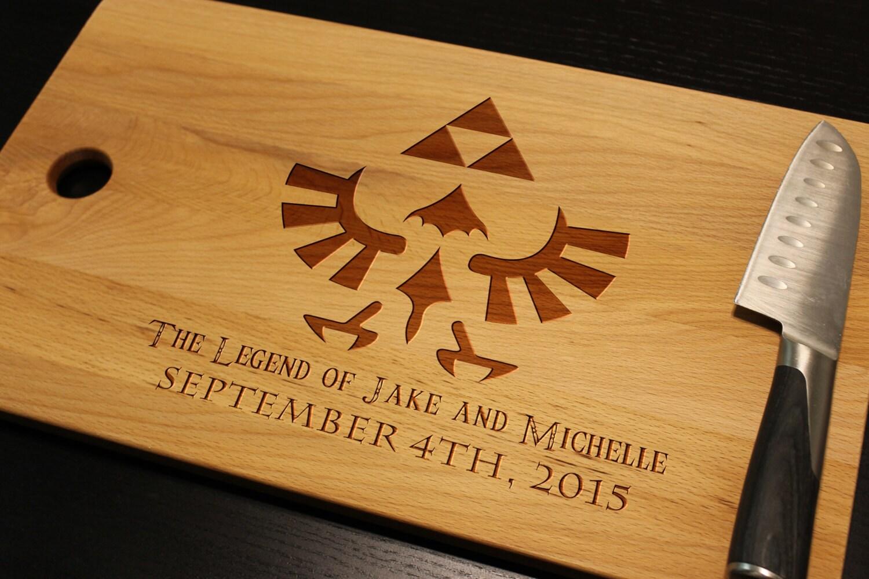Personalized The Legend Of Zelda Triforce Emblem Cutting