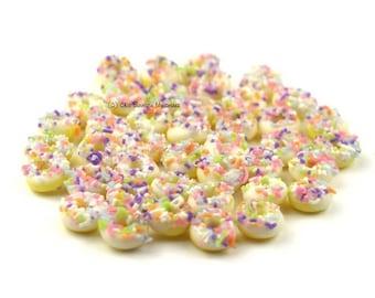Dolls House Miniature -Food-Doughnut-D2