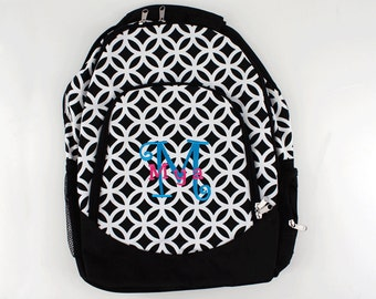 Personalized School Backpack | Monogrammed Book bag with Name | Back to School Backpack for Girls and Boys | Toddler Backpack | Kindergarten