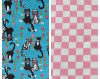 Fleece Cat Blanket(C302)