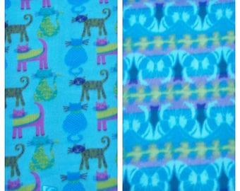 Fleece Cat Blanket(C87)