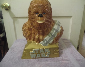 Star Wars Chewbacca Ltd Cookie Jar