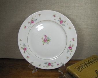 Fine China - Petite Rose - Dessert Plate
