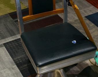 Shaw-Walker Co. - Aviation Style Office Chair Propeller Design