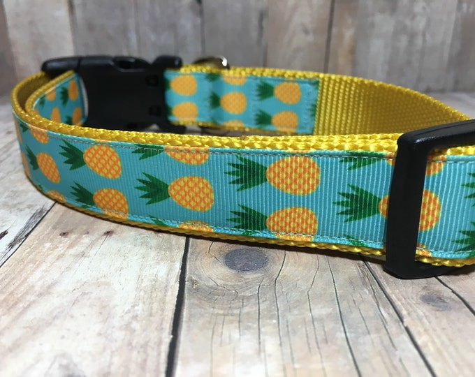 "The Melaney | Designer 1"" Width Dog Collar 