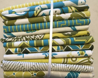 Birch Farm Joel Dewberry 13 Fat Quarters NEW cotton quilting fabric