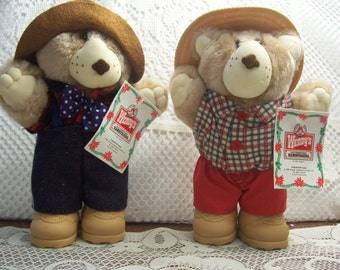 Farrell and Boone Furskins Bears/Wendy's