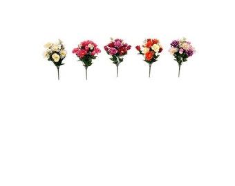 Gerbera Rosebud Daisy Bouquet