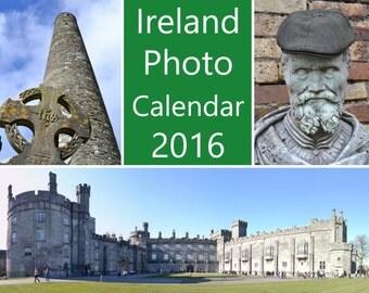 Ireland Photo Calendar 2016