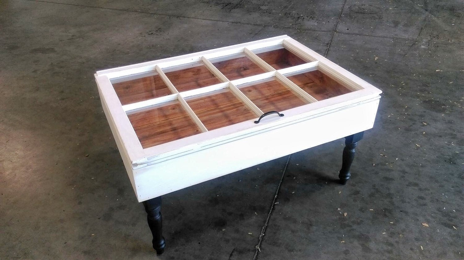 Shadow Box Coffee Table Rustic Coffee Tables By Sandjbargainvault