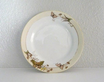 Nippon Butterfly Plate