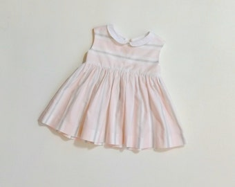 Baby and Toddler Dress - Summer Dress - Baby Girl Dress - Baby Girl Summer Dress -Pink  Baby Dress - Special  Occasion  Dress - Baby Gifts