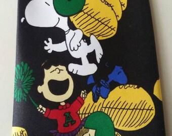 Vintage Rene Chagal Snoopy Charlie Brown tie
