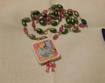 Horton Hears a Who Necklace
