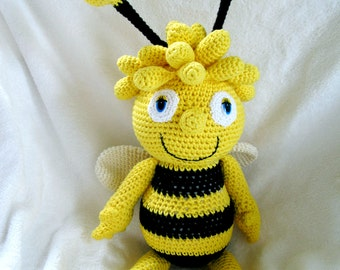 Amigurumi Basic Doll Pattern : Maya bee Etsy