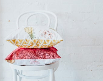 Fruit Salad Cushion