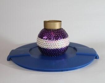 1 tea light holder