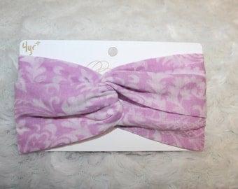 4Y+ Lilac Turban