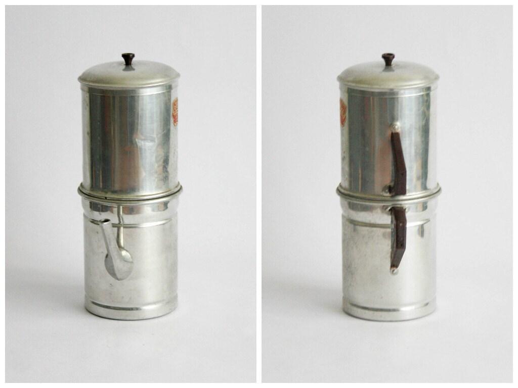 Ilsa Coffee Maker Italy : Ilsa Vintage Aluminium Neapolitan Coffee Maker / Coffee Pot