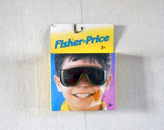 Vintage sunglasses FISHER PRICE / 80s