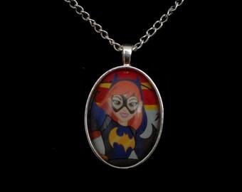 DC Superhero Girls Series Batgirl Pendant