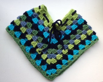 Poncho for a doll