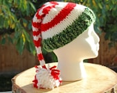elf hat by knit a bit of whimsy