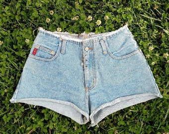 90s highwaisted Denim shorts