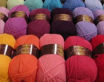 Stylecraft Special DK yarn wool 100g