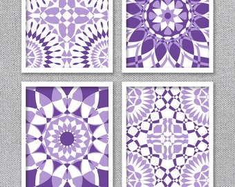 Printable Art Purple Art Bathroom Art Bedroom Art Instant Download Art