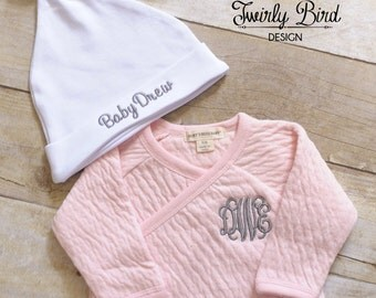 Coming Home Outfit Girl - Take Home Outfit Newborn Girl- Baby Shower Gift Girl- Newborn Girl - Coming Home Outfit Girl