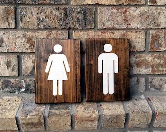 Rustic Bathroom rustic bathroom | etsy