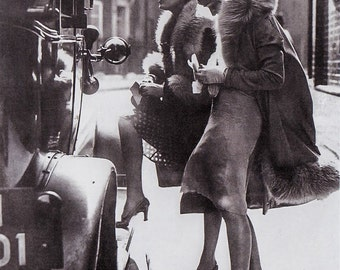 Photo of Berlin Prostitutes, Tauentziengirls, 1920s