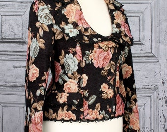 Tapestry rose Blazer