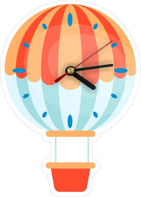 Items Similar To Clock Clock Kid Baby Nursery Decor
