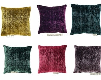 Sanderson Icaria Stunning Cushion Covers - Pillow Throws Beautiful Fabric - many Colours available