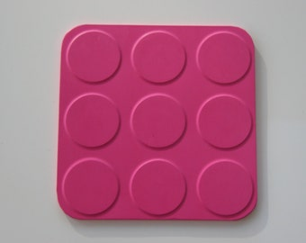 Coasters by Tomas (Pink)
