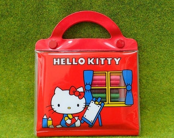 Hello Kitty Sanrio Stationary Complete