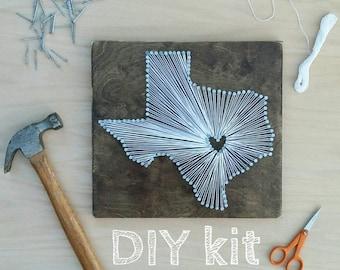 Diy montana string art kit state string art kit montana nail diy texas string art kit state string art kit texas nail art rustic prinsesfo Image collections