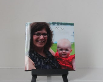 Personalized Grandparent Memory Book