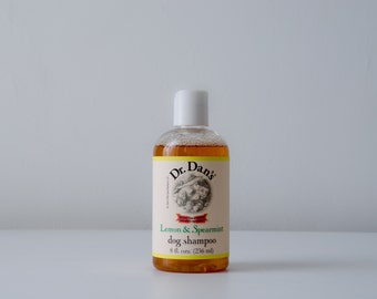 Dr.Dan's Lemon Spearmint Pet Shampoo