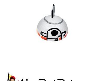 BB-8 Droid Head Piece - Star Wars Disney Robot - Disney Bound BB-8 Hat