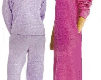 Woman's Loungewear/Sweats Sewing Pattern UNCUT Simplicity B4326 Miss Size L-XL