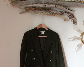 Wool Blazer Size M