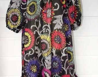 Cotton Voile Beach Dress