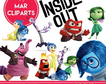 50% OFF INSIDE OUT Cliparts