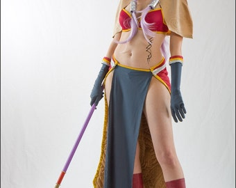 Female Mage / Magician cosplay costume from Ragnarok Online, Halloween Party, used