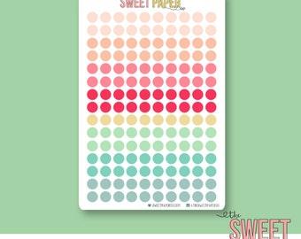 Mini Dot Planner Stickers | DREAM BIG